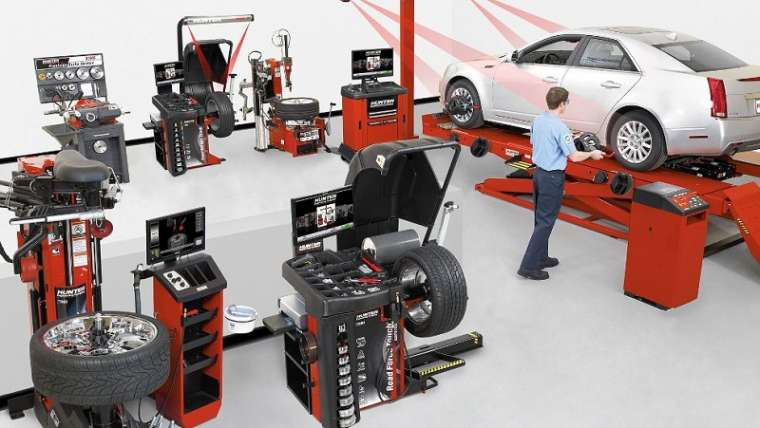 Used Automotive Shop Equipment Guide